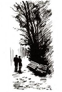 Картина художника Андрея Кулагина