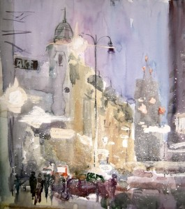 Картины Андрея Кулагина. Графика